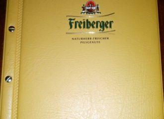 Die Speisekarte des Fischhaus Alberthafen
