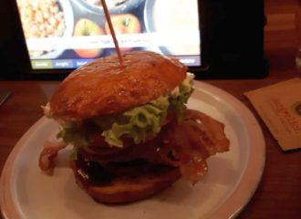 Ein Burger im Burgerlich